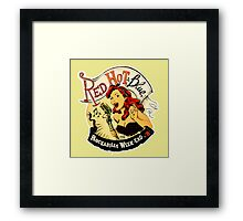 Rockabilly Weekend : Three Days Of Music, Cars, And Dancing  Framed Print