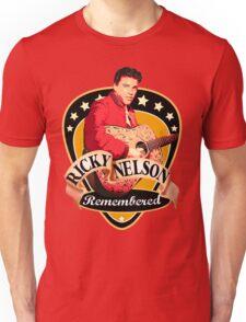 Remembered Ricky Nelson Unisex T-Shirt