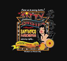 From Dusk Till Dawn - Black Aztec Background Variant Womens Fitted T-Shirt