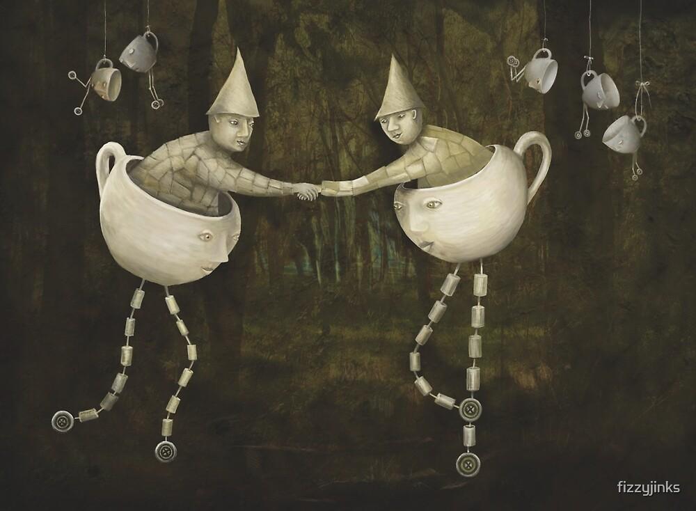 Teacup Greetings by fizzyjinks