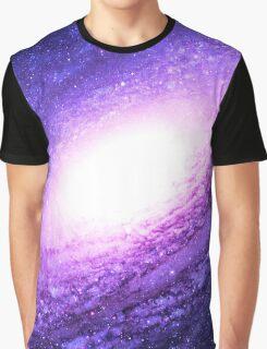 Spiral galaxy Graphic T-Shirt