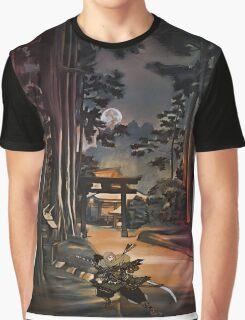 Japanese landscapes Graphic T-Shirt
