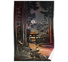 Japanese landscapes Poster