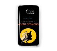 Agent Chester Desmond Samsung Galaxy Case/Skin
