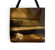 Radio Electricity Tote Bag