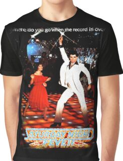 Saturday Night Fever Graphic T-Shirt