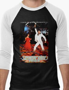 Saturday Night Fever Men's Baseball ¾ T-Shirt