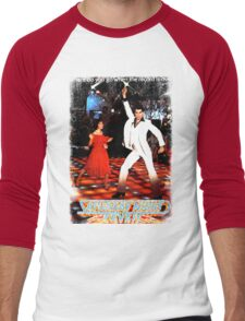 Saturday Night Fever Men's Baseball ¾ T-Shirt