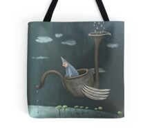 The Flying Machine Tote Bag