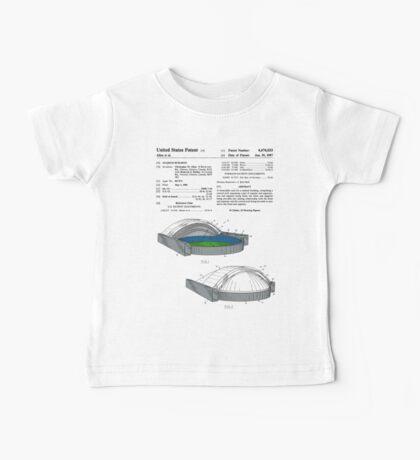 Stadium Patent - Colour Baby Tee