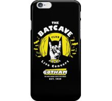 The Batcave Club v2 iPhone Case/Skin