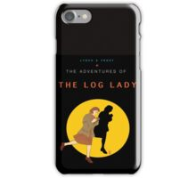 The Log Lady iPhone Case/Skin