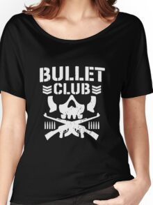 bullet club Women's Relaxed Fit T-Shirt