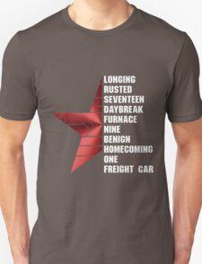 bucky's triggers Unisex T-Shirt