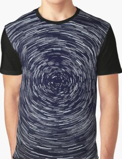 Stars Long Exposure Graphic T-Shirt