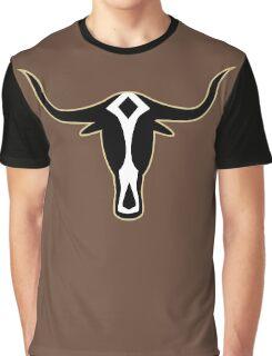 Shorty's Saloon Logo Graphic T-Shirt