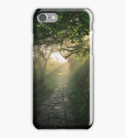 God's Path iPhone Case/Skin