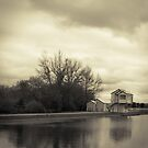 Winters Day at Lake Wendouree by Chris Armytage™