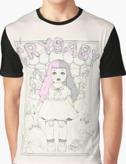 ♡ CRYBABY vintage illustration ♡ Graphic T-Shirt