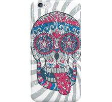 Calavera Skull 2 iPhone Case/Skin