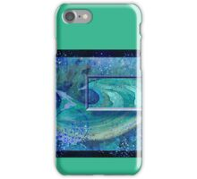 Abstract / Symbolic Art  - Thirst / Water Immersion Dream iPhone Case/Skin