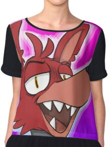 pyrocynical  Women's Chiffon Top