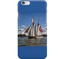 The pride of Baltimore - Tall Ships - Erie, PA iPhone Case/Skin