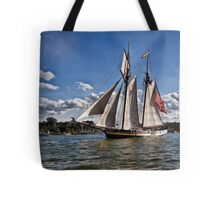 The pride of Baltimore - Tall Ships - Erie, PA Tote Bag