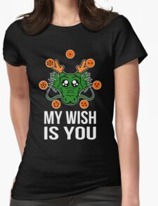 My wish Womens Fitted T-Shirt