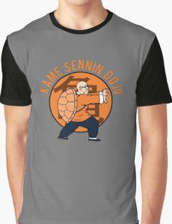 <DRAGON BALL Z> Kame Senin Dojo Graphic T-Shirt