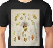 The botany of the Antarctic voyage of H M  discovery ships Erebus and Terror in the Years 1839 1843 Joseph Dalton Hooker V1 089 Unisex T-Shirt