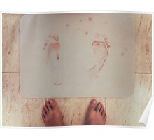 Bloodprints Poster