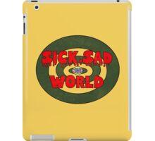 Sick, Sad World iPad Case/Skin