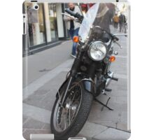 A Classic/Vintage Looking Motorcycle iPad Case/Skin
