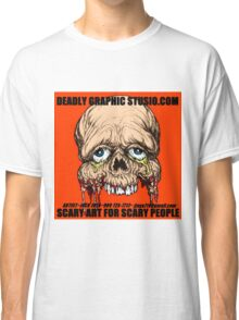 DEADLY GRAPHIC STUDIO EXPO Classic T-Shirt