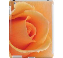 Gorgeous Peach Rose iPad Case/Skin