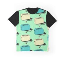Toasters (mint & cream) Graphic T-Shirt