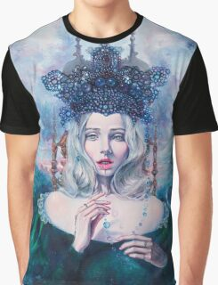 Self-Crowned Graphic T-Shirt