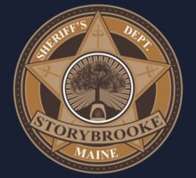 Once Upon a Time - Storybrooke Sheriff's Dept. Kids Tee