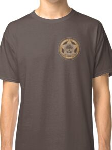 Once Upon a Time - Storybrooke Sheriff's Dept. Classic T-Shirt