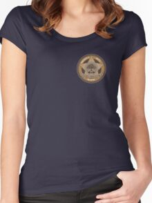 Once Upon a Time - Storybrooke Sheriff's Dept. Women's Fitted Scoop T-Shirt