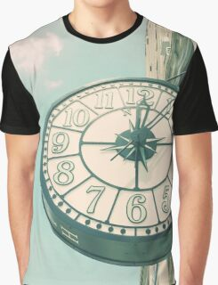 Time after Time Graphic T-Shirt