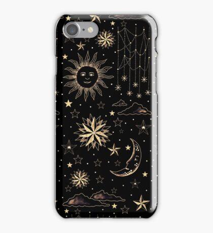 SUN MOON STARS iPhone Case/Skin