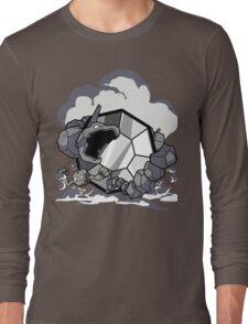 Gym Leader: Brock  Long Sleeve T-Shirt