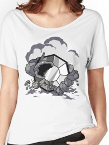 Gym Leader: Brock  Women's Relaxed Fit T-Shirt