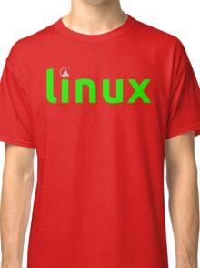 Linux Shirt - Linux T-Shirt Classic T-Shirt