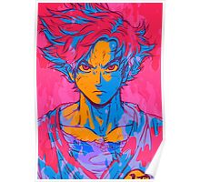 Dragon Ball - Son Goku SSG Poster