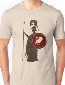 Athena - God of Wisdom and Strategy Unisex T-Shirt