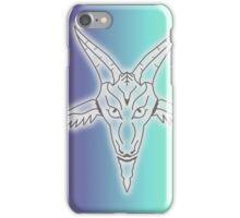 Rainbow Satan iPhone Case/Skin