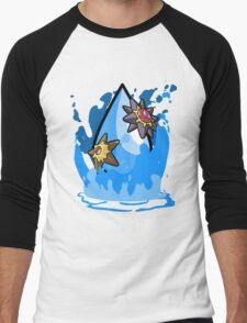 Gym Leader: Misty Men's Baseball ¾ T-Shirt